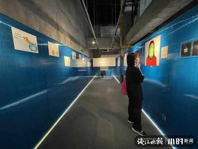 抑郁症患者眼中的世界什么样?杭州这场展览让人心疼,也值得被看见
